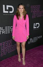 HAYLEY ORRANTIA at Teen Spirit Special Screening in Los Angeles 04/02/2019