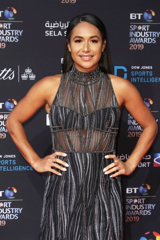 HEATHER WATSON at BT Sport Industry Awards 2019 in London 04/25/2019