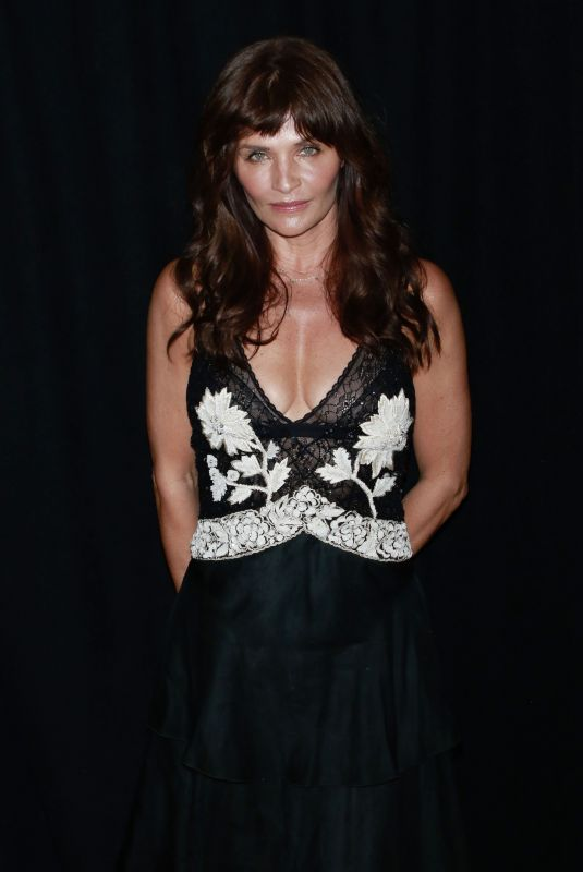 HELENA CHRISTENSEN at Time 100 Gala 2019 in New York 04/23/2019