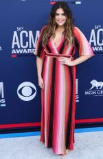 HILARRY SCOTT at 2019 Academy of Country Music Awards in Las Vegas 04/07/2019