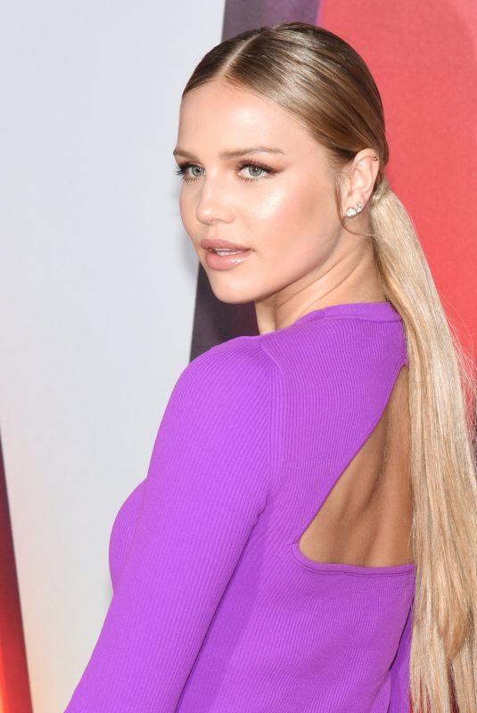 IDA LUNDGREN at Shazam! Premeire in Hollywood 03/28/2019