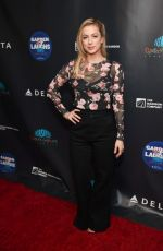 ILIZA CHLEZINGER at 2019 Garden of Laughs Comedy Benefit in New York 04/02/2019