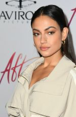 INANNA SARKIS at After Premiere in Los Angeles 04/08/2019