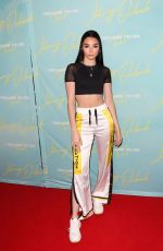 INDIANA MASSARA at Johnny Orlando EP Release and Tour Kick Off Party in Hollywood 04/07/2019