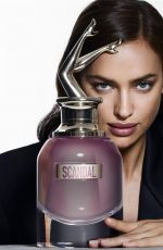 IRINA SHAYK for Jean-Paul Gautier & Qu New Perfume 04/05/2019