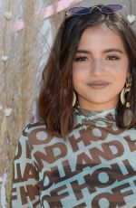 ISABELA MONER at Revolve Party at Coachella Festival in Indio 04/13/2019