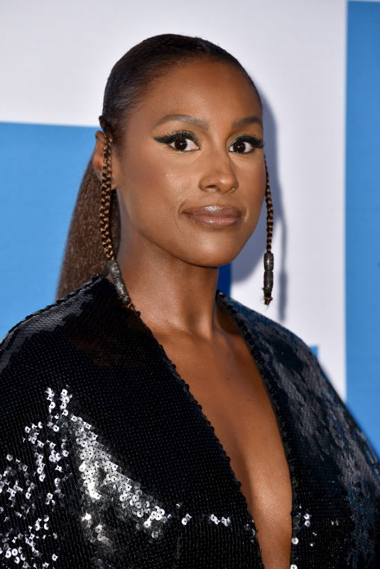 ISSA RAE at Little Premiere in Westwood 04/08/2019