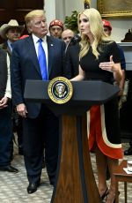 IVANKA TRUMP Remarks on US 5G Deployment at White House in Washington, D.C. 04/12/2019