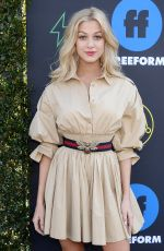 JACKIE JACOBSON at Freeform Summit in Los Angeles 03/27/2019