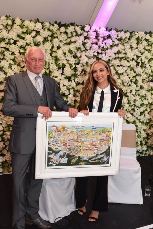 JADE THIRLWALL Honoured by Her Hometown Theatre in South Shields 04/24/2019
