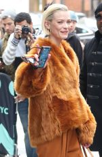 JAIME KING Arrives at Build Series in New York 04/11/2019