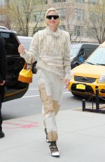 JAIME KING Out in New York 04/11/2019