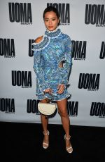 JAMIE CHUNG at Uoma Beauty Launch in Los Angeles 04/25/2019