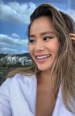JAMIE CHUNG - Instagram Pictures, April 2019