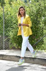 JAMIE CHUNG Out and About in Beverly Hills 04/07/2019