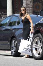 JAMIE CHUNG Out Shopping in Los Angeles 04/24/2019