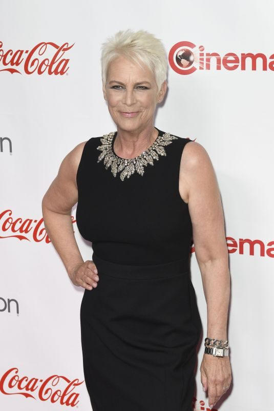 JAMIE LEE CURTIS at Cinemacon Big Screen Achievement Awards in Las Vegas 04/04/2019