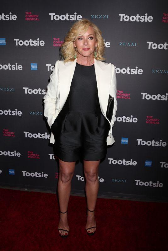JANE KRAKOWSKI at Tootsie Broadway Play Opening Night in New York 04/23/2019