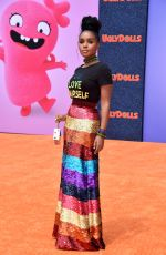 JANELLE MONAE at Uglydolls Premiere in Los Angeles 04/27/2019
