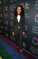 JASMIN SAVOY at LA LGBT Center