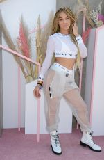 JASMINE SANDERS at Revolve Party at Coachella Festival in Indio 04/13/2019