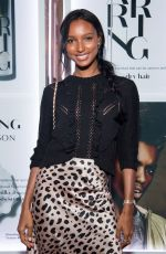 JASMINE TOOKES at Starring by Ted Gibson Salon Opening in Los Angeles 04/10/2019