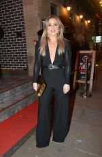 JAZMINE FRANKS at Impossible Bar in Manchester 04/06/2019
