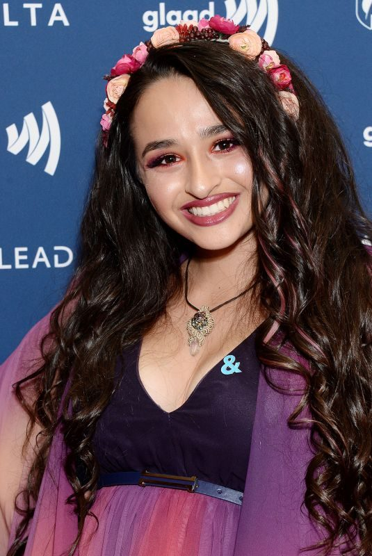 JAZZ JENNINGS at 2019 Glaad Media Awards in Los Angeles 03/28/2019
