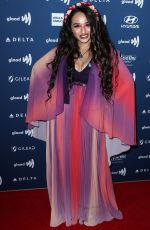 JAZZ JENNINGS at 2019 Glaad Media Awards in Los Angeles 03/28/2019