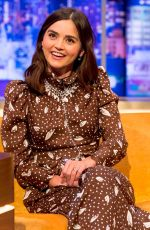 JENNA LOUISE COLEMAN at Jonathan Ross Show in London 04/06/2019