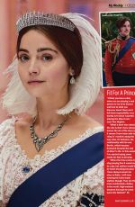 JENNA LOUISE COLEMAN in My Weekly Magazine, UK April 2019