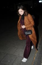 JENNA LOUISE COLEMAN Leaves All My Sons Rehersal in London 04/19/2019