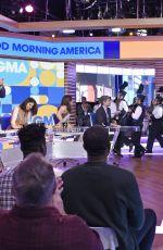 JENNIFER GARNER at Good Morning America in New York 04/12/2019