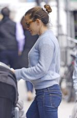 JENNIFER GARNER Out in New York 04/10/2019