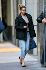 JENNIFER LAWRENCE Out and About in New York 04/12/2019