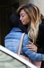 JENNIFER LOPEZ and CONSTANCE WU on the Set of Hustlers in New York 04/01/2019