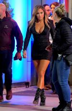 JENNIFER LOPEZ on the Set of Hustlers in New York 03/30/2019
