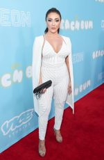 JENNY ARIZA at The Beach Bum Premiere in Hollywood 03/28/2019