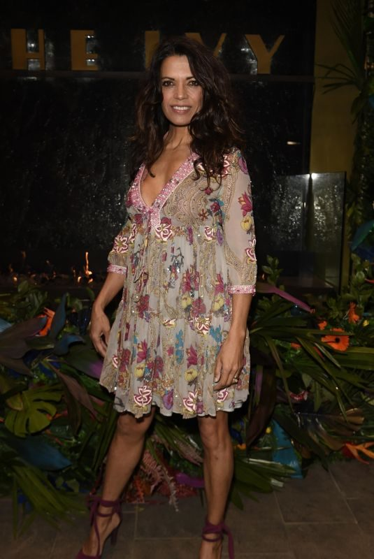 JENNY POWELL at The Ivy Manchester Roof Top Re-launching a Circus Party in Manchester 04/12/2019