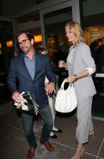 JERI RYAN at Falsetto's Opening in Los Angeles 04/17/2019