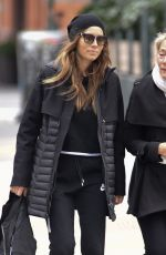 JESSICA BIEL Out and About in New York 04/12/2019