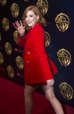 JESSICA CHASTAIN at CinemaCon 2019 in Las Vegas 04/02/2019