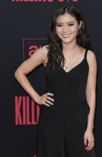JESSICA LU at Killing Eve, Season 2 Premiere in Hollywood 04/01/2019