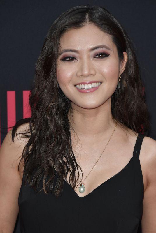 JESSICA LU at Killing Eve, Season 2 Premiere in Hollywood 04/01/2019