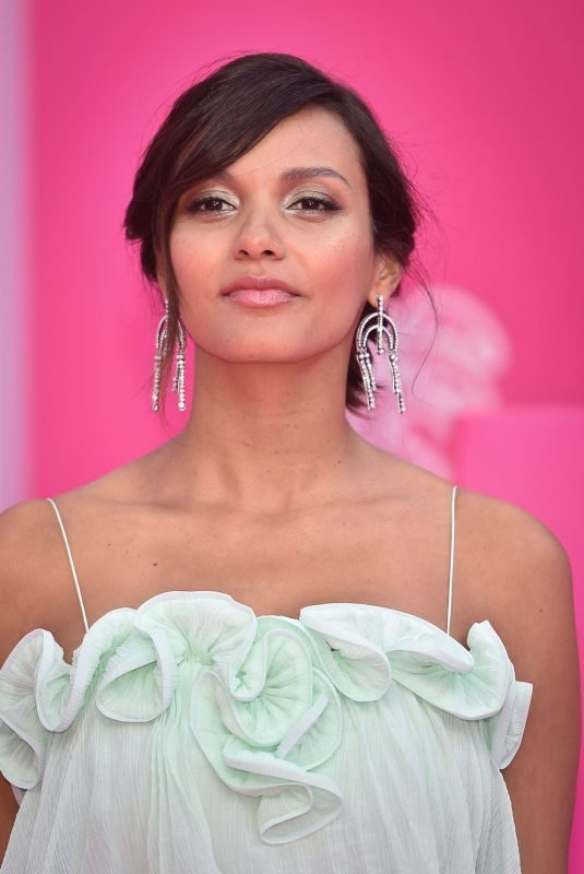 JESSICA LUCAS at 2nd Cannesseries at Palais Des Festivals in Cannes 04/09/2019