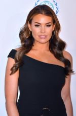 JESSICA WRIGHT at Football for Peace Global Gift Initiative Dinner in London 04/08/2019