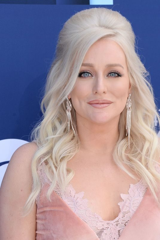 JESSIE JO DILLON at 2019 Academy of Country Music Awards in Las Vegas 04/07/2019