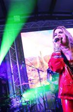 JOANNA JOJO LEVESQUE Performs at Nylon's Midnight Garden Party at Coachella 04/12/2019