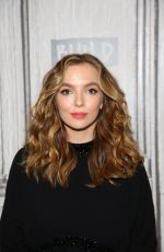 JODIE COMER at Build Series in New york 04/05/2019