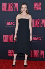 JODIE COMER at Killing Eve, Season 2 Premiere in Hollywood 04/01/2019